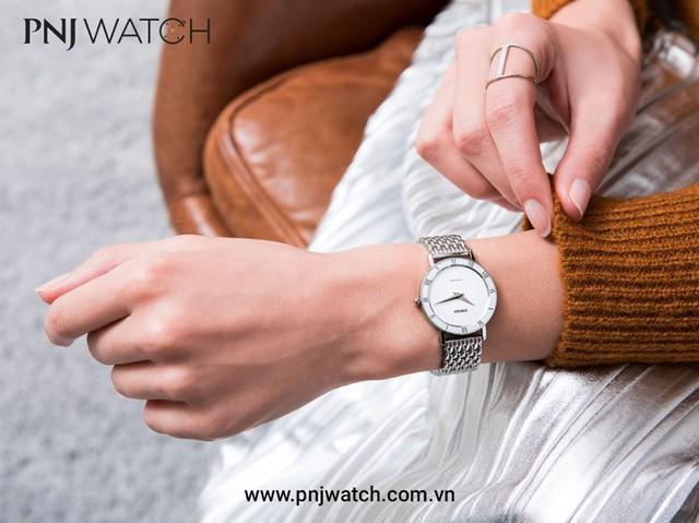 5 cách chọn đồng hồ trang sức phù hợp cho phái đẹp - Ảnh 2.