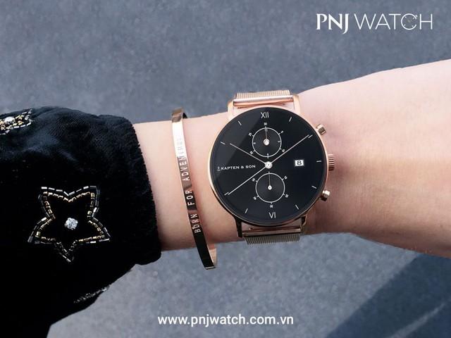 5 cách chọn đồng hồ trang sức phù hợp cho phái đẹp - Ảnh 3.
