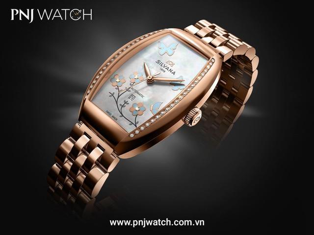 5 cách chọn đồng hồ trang sức phù hợp cho phái đẹp - Ảnh 5.
