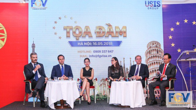 Người Việt và xu hướng định cư Châu Âu năm 2019 - Ảnh 2.