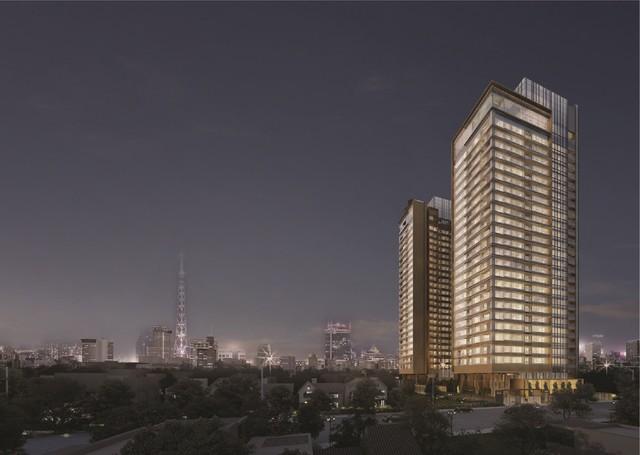 Đông Tây Investment chính thức trở thành đối tác phân phối dự án THE MARQ - Ảnh 1.