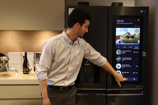 LG đưa mô hình nhà thông minh cao cấp vào thị trường - Ảnh 1.