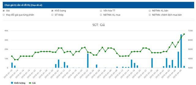 Hết lỗ lũy kế - Saigontel kỳ vọng doanh thu đột biến từ mảng bất động sản - Ảnh 1.