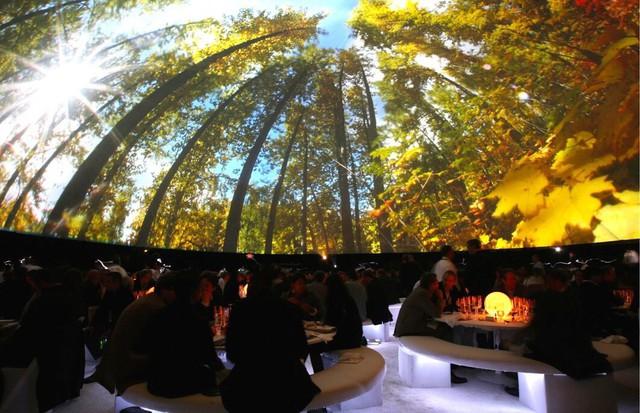Chloe Gallery ra mắt Dome Theater và những công nghệ mới cho lĩnh vực tổ chức sự kiện - Ảnh 1.