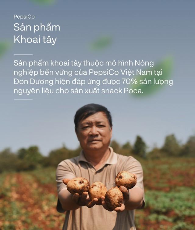 Bắt tay với PepsiCo – nông hộ cải thiện cuộc sống - Ảnh 1.