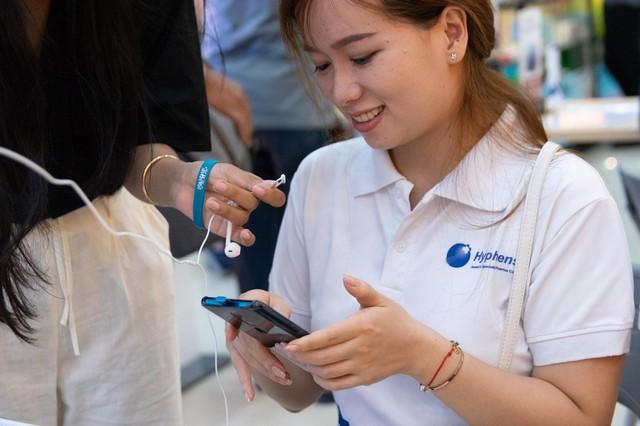 OPPO F11 Pro chính thức tới tay khách hàng Việt, lập kỷ lục với gần 37 ngàn đơn đặt cọc - Ảnh 3.