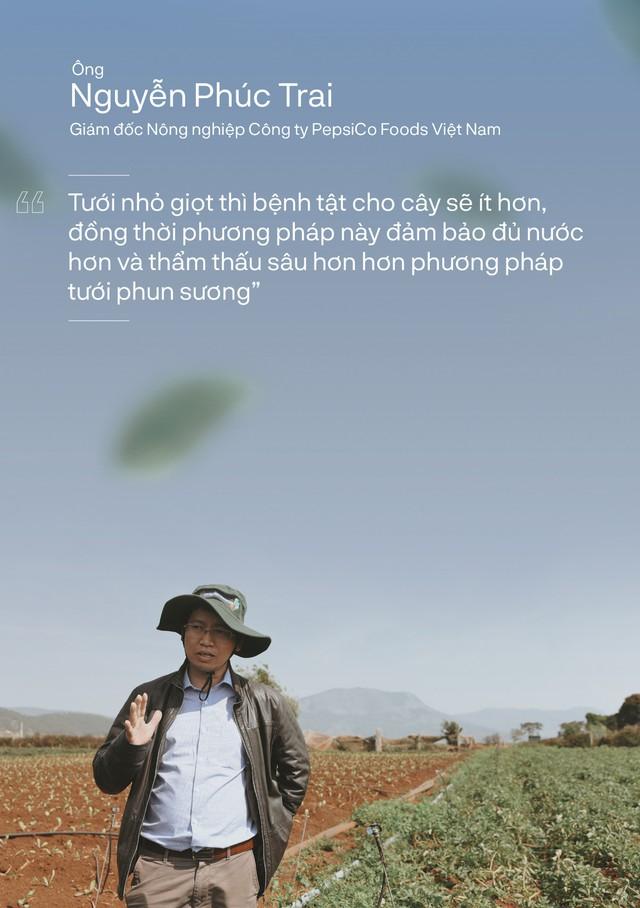 Bắt tay với PepsiCo – nông hộ cải thiện cuộc sống - Ảnh 4.