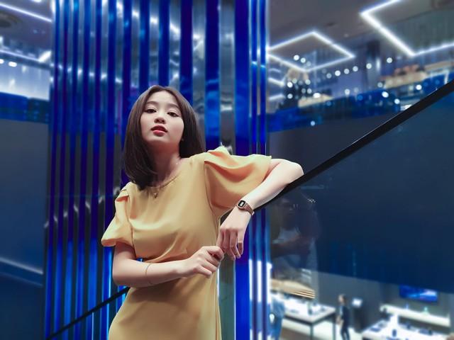 """Đến Samsung Showcase thì phải sống ảo với """"bức tường xanh"""" đang gây sốt trên MXH - Ảnh 4."""