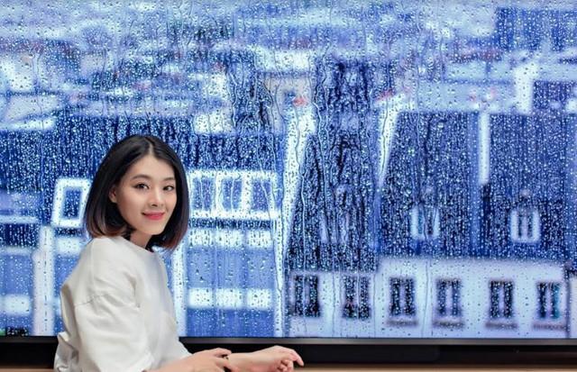 """Đến Samsung Showcase thì phải sống ảo với """"bức tường xanh"""" đang gây sốt trên MXH - Ảnh 5."""