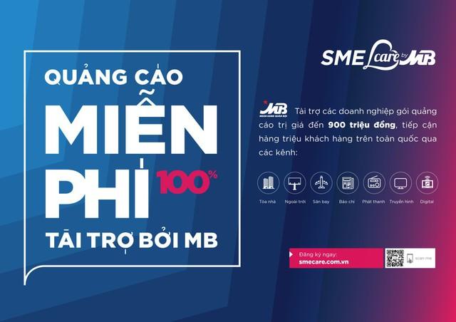 SMECare: MB từng bước hiện thực hóa chiến lược ngân hàng cộng đồng - Ảnh 1.