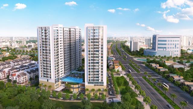 Green Pearl 378 Minh Khai – tiêu chuẩn căn hộ cho gia đình 3 thế hệ - Ảnh 1.