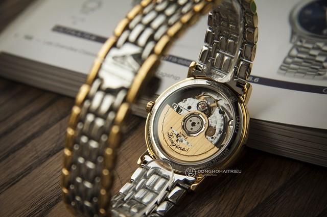 5 mẫu đồng hồ Longines chính hãng bán chạy tại Việt Nam - Ảnh 1.