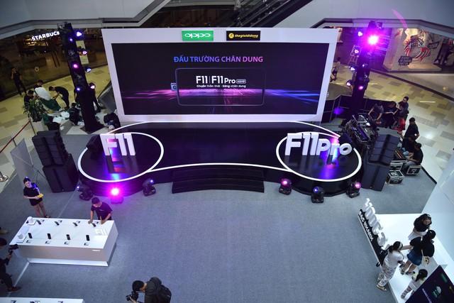 Giới trẻ Sài Gòn hào hứng trải nghiệm OPPO F11 và F11 Pro - Ảnh 1.