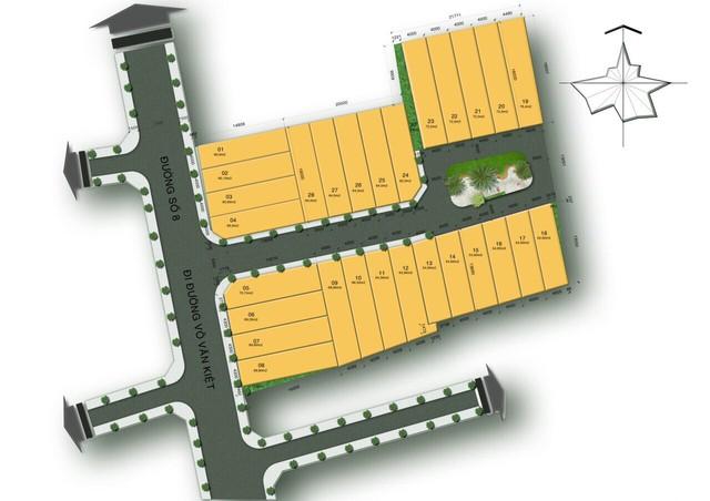 Đất nền sổ đỏ trung tâm TP. Hồ Chí Minh là kênh đầu tư đem lại lợi nhuận hấp dẫn - Ảnh 1.