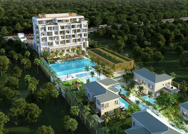 BĐS nghỉ dưỡng Hồ Tràm: Hấp dẫn từ quy hoạch phát triển và giá trị tiềm năng - Ảnh 1.