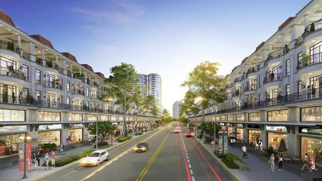 Đầu tư shophouse tại Khu đô thị Vạn Phúc: Cơ hội đầu tư sinh lời hấp dẫn - Ảnh 1.