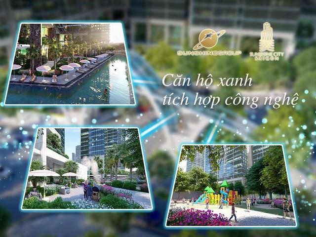 Khách hàng kỳ vọng gì ở căn hộ xanh – thông minh Sunshine City Sài Gòn? - Ảnh 1.