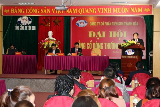 Công ty cổ phần Tiên Sơn Thanh Hóa đã sẵn sàng lên sàn chứng Việt Nam trong năm 2019 - Ảnh 2.