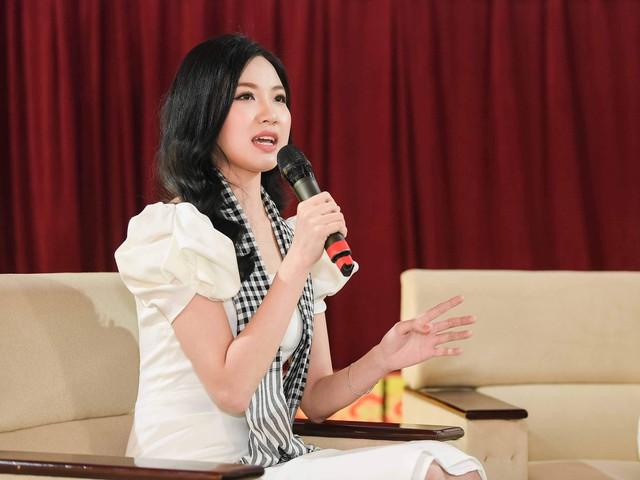 """Diễn viên Lương Huyền Thanh: """"Dám vượt qua thử thách thì đấy là thành công"""" - Ảnh 2."""