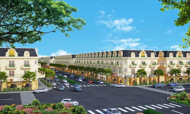Five Star Eco City khởi công khu phố thương mại thuộc tập đoàn Quốc tế Năm Sao - Ảnh 2.