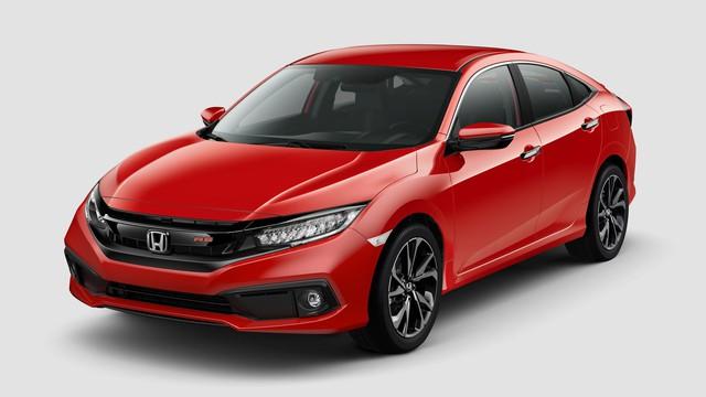 Honda Việt Nam chính thức ra mắt và công bố giá bán lẻ đề xuất Honda Civic 2019 - Ảnh 1.