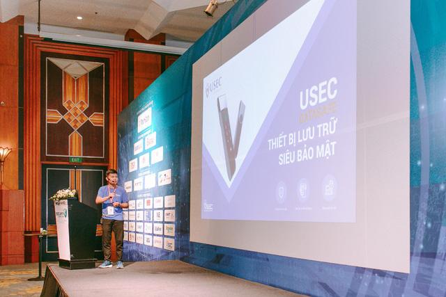 USEC DataSafe – Thiết Bị Bảo Mật Made in Vietnam Bất Ngờ Xuất Hiện Tại Sự Kiện Việt Nam Security Summit 2019 - Ảnh 1.