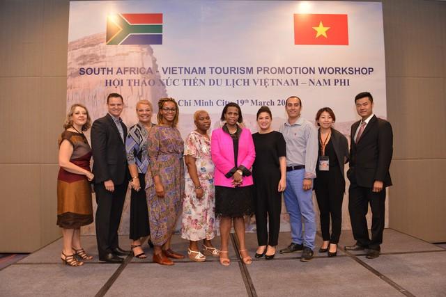 Kim ngạch thương mại Việt Nam – Nam Phi tăng hơn 5 lần trong 10 năm qua - Ảnh 1.