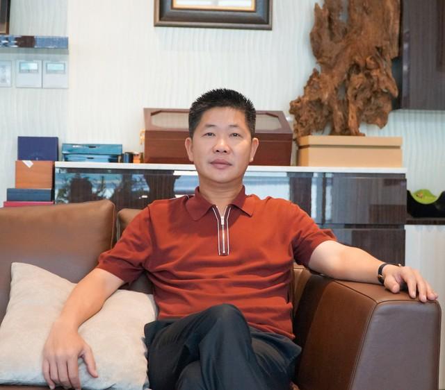 """Ông Phạm Thanh Tiến - Chủ đầu tư hệ thống công viên vĩnh hằng: """"Kinh doanh âm trạch cần đặt chữ tâm lên đầu"""" - Ảnh 1."""