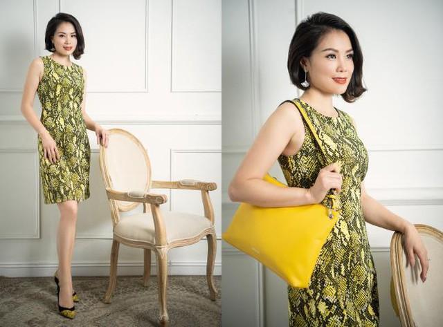 Gout thời trang đẳng cấp của những nữ doanh nhân tài sắc vẹn toàn - Ảnh 8.