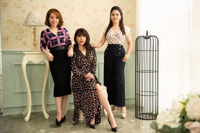 Gout thời trang đẳng cấp của những nữ doanh nhân tài sắc vẹn toàn - Ảnh 9.