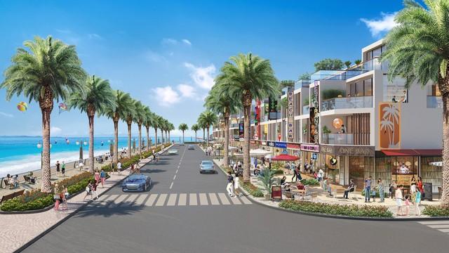 Bình Thuận thiếu nguồn cung nhà phố biển thương mại, giới đầu tư đổ tiền vào Lagi - Ảnh 1.