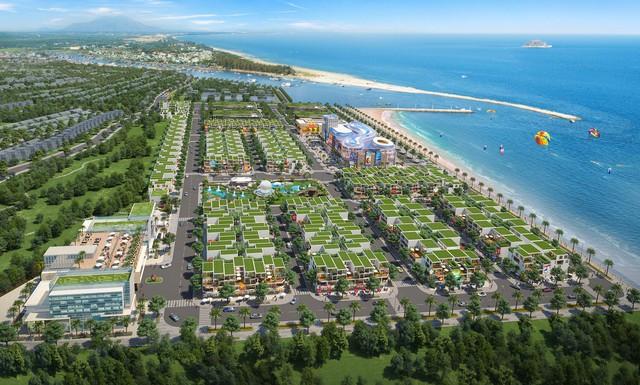 Bình Thuận thiếu nguồn cung nhà phố biển thương mại, giới đầu tư đổ tiền vào Lagi - Ảnh 2.