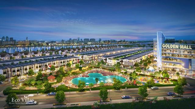 Chính thức mở bán khu biệt thự ven sông hàng đầu Cần Thơ Eco Villas - Ảnh 1.