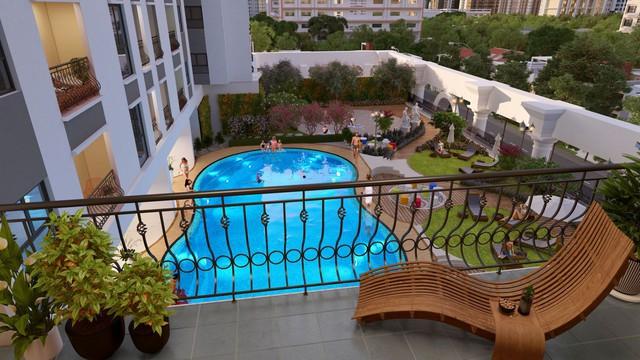 Florence Mỹ Đình – Một trong những chung cư cao cấp tại trung tâm Hà Nội - Ảnh 1.