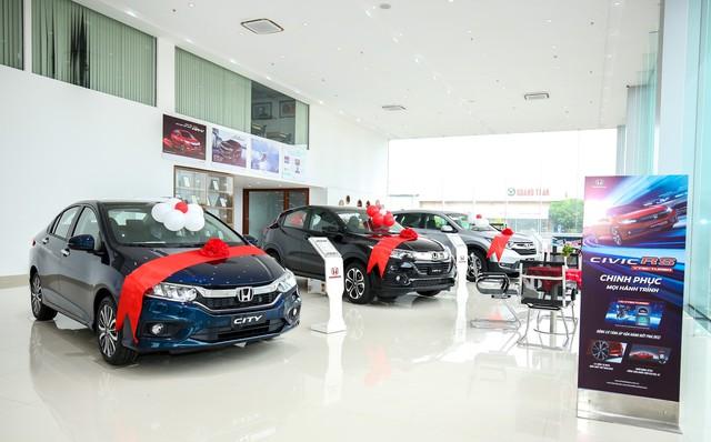 Tưng bừng khai trương Đại lý Honda Ôtô Bắc Giang – Dĩnh Kế - Ảnh 3.
