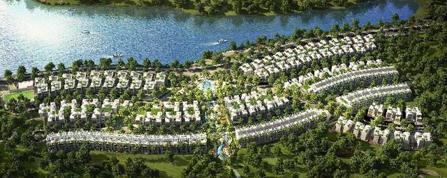 Chiêm ngưỡng cảnh quan tinh tế tại dự án Địa Tiên DamevA Residences - Ảnh 1.
