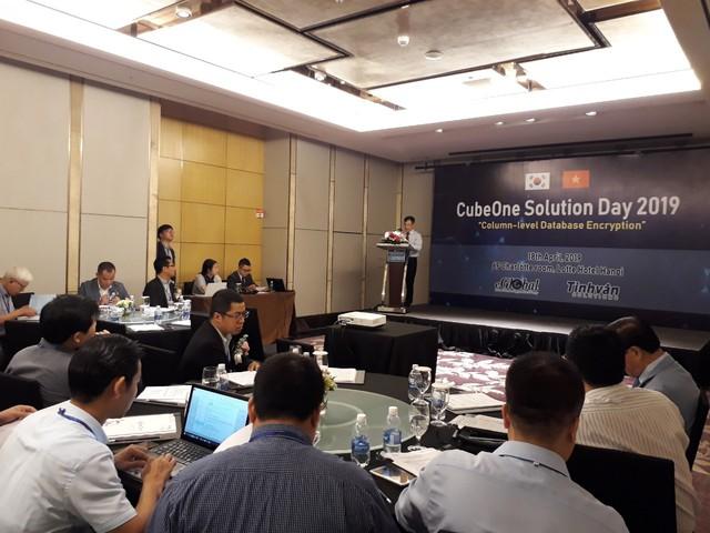 Giải pháp mã hóa dữ liệu mức độ cột CubeOne đã đến Việt Nam - Ảnh 1.