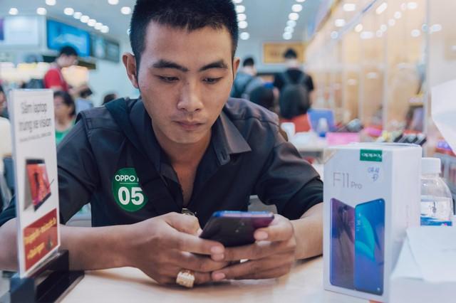 Sau thành công của bản Pro, OPPO F11 chính thức ra trận xác lập kỷ lục smartphone bán chạy nhất lịch sử của OPPO - Ảnh 2.