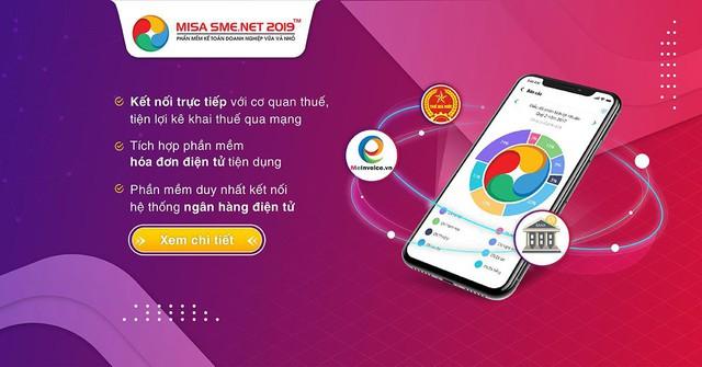 Tiếp tục khẳng định thương hiệu - phần mềm kế toán MISA vinh dự lọt top 10 Danh hiệu Sao Khuê 2019 - Ảnh 1.