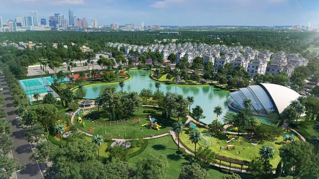 Newstarland – Đơn vị phân phối độc quyền dự án Vinhomes Green Villas - Ảnh 1.