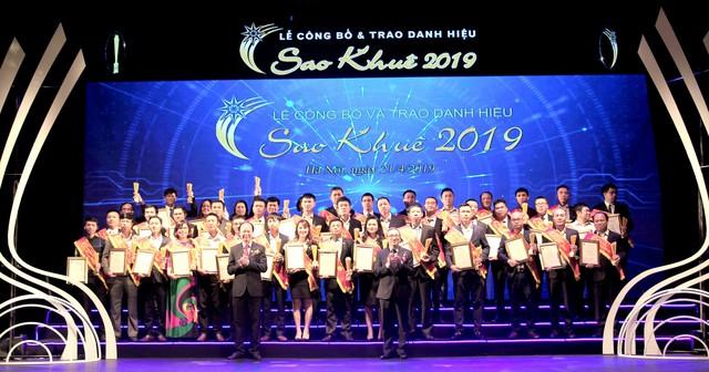 VietABank nhận danh hiệu Sao Khuê 2019 - Ảnh 2.