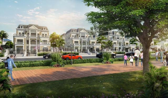 Đất nền, nhà phố Nhơn Trạch thu hút thị trường - Ảnh 1.