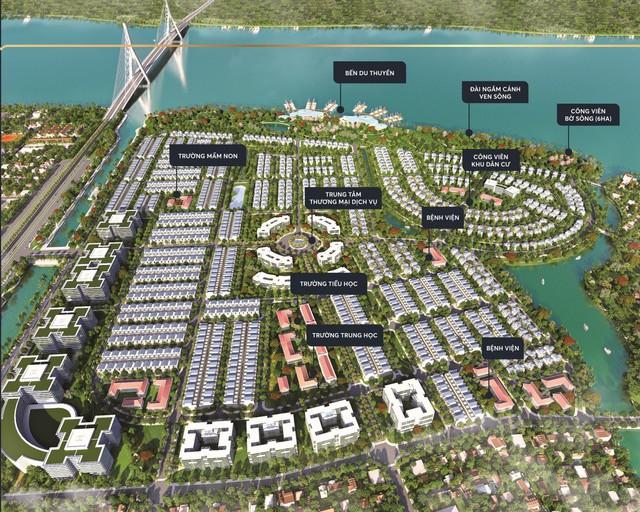 Đất nền, nhà phố Nhơn Trạch thu hút thị trường - Ảnh 2.