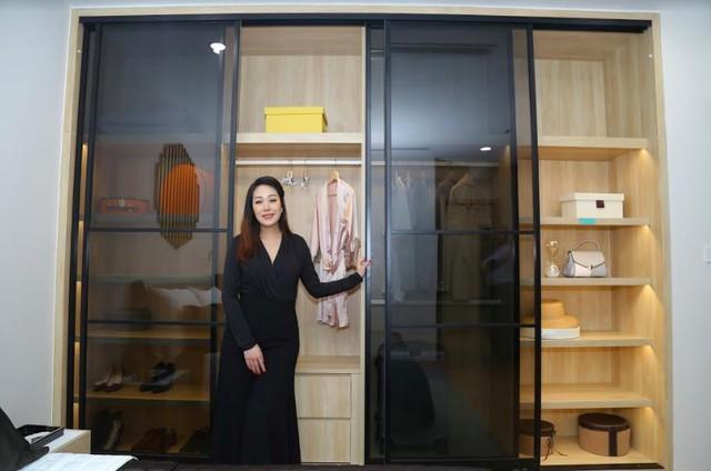 Hoa hậu Ngô Phương Lan tiết lộ mối liên hệ giữa không gian sống và hạnh phúc hôn nhân - Ảnh 1.