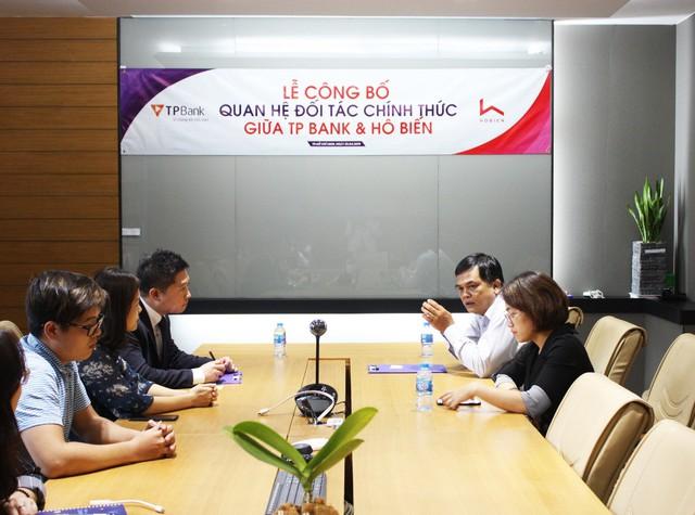 """TP Bank chính thức """"bắt tay"""" cùng dịch vụ kết nối nội thất đầu tiên tại Việt Nam - Ảnh 1."""