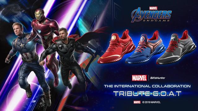 Bật mí những cực phẩm dành cho các fan Marvel thể hiện tình yêu với Avengers: Endgame - Ảnh 1.