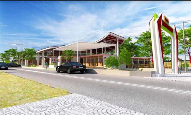Khu thương mại dịch vụ Hàm Ninh HANI BAZAAR – địa điểm vui chơi mua sắm mới của Phú Quốc - Ảnh 1.
