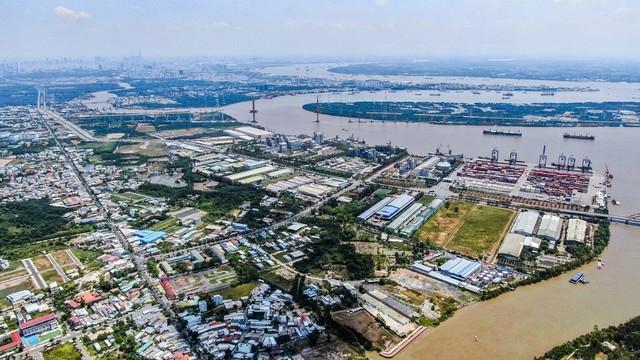 Mở rộng Lê Văn Lương, xây mới 4 cầu, BĐS Cần Giuộc hút khách - Ảnh 1.