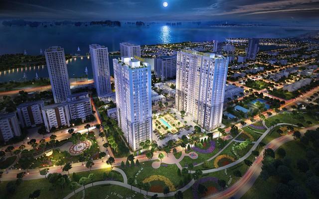 Hấp lực của thị trường bất động sản Hạ Long - Ảnh 1.