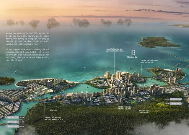 Giải mã sức hút Harbor Bay trên thị trường bất động sản nghỉ dưỡng Hạ Long - Ảnh 1.